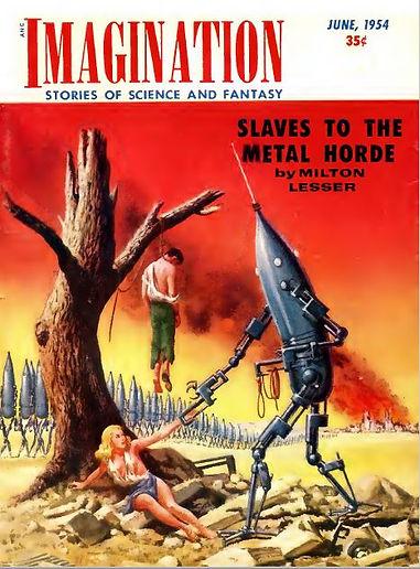 Milton Lessor, Slaves to the Metal Horde