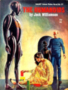 Jack Williamson, The Humanoids, Galaxy Novel #21