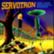 Servotron Meet Your Mechanical Masters cover