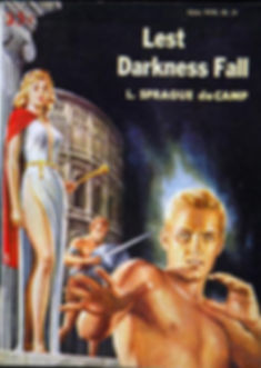 L. Sprague de Camp, Lest Darkness Fall, Galaxy Novel #24