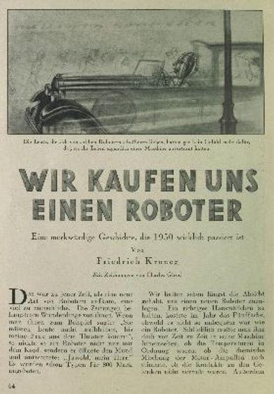 UHU magazine, November 1932