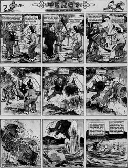 19120728 [Washington, DC] Evening Star, July 28, 1912 Percy mechanical man