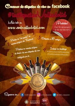 Cartel Concurso Facebook CMB