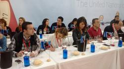Catas VIP durante el CMB Valladolid