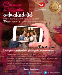 Concurso Instagram CMB Valladolid 2017
