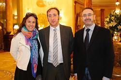 Presentación del CMB en Madrid