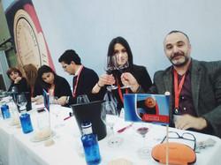 Catas VIP durante la celebración del CMB Valladolid