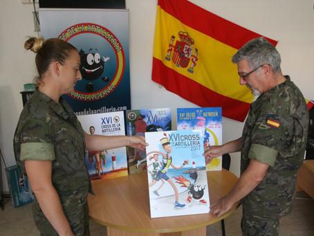 El Cross de la Artillería convoca el concurso para elegir el cartel de la XVII edición.-