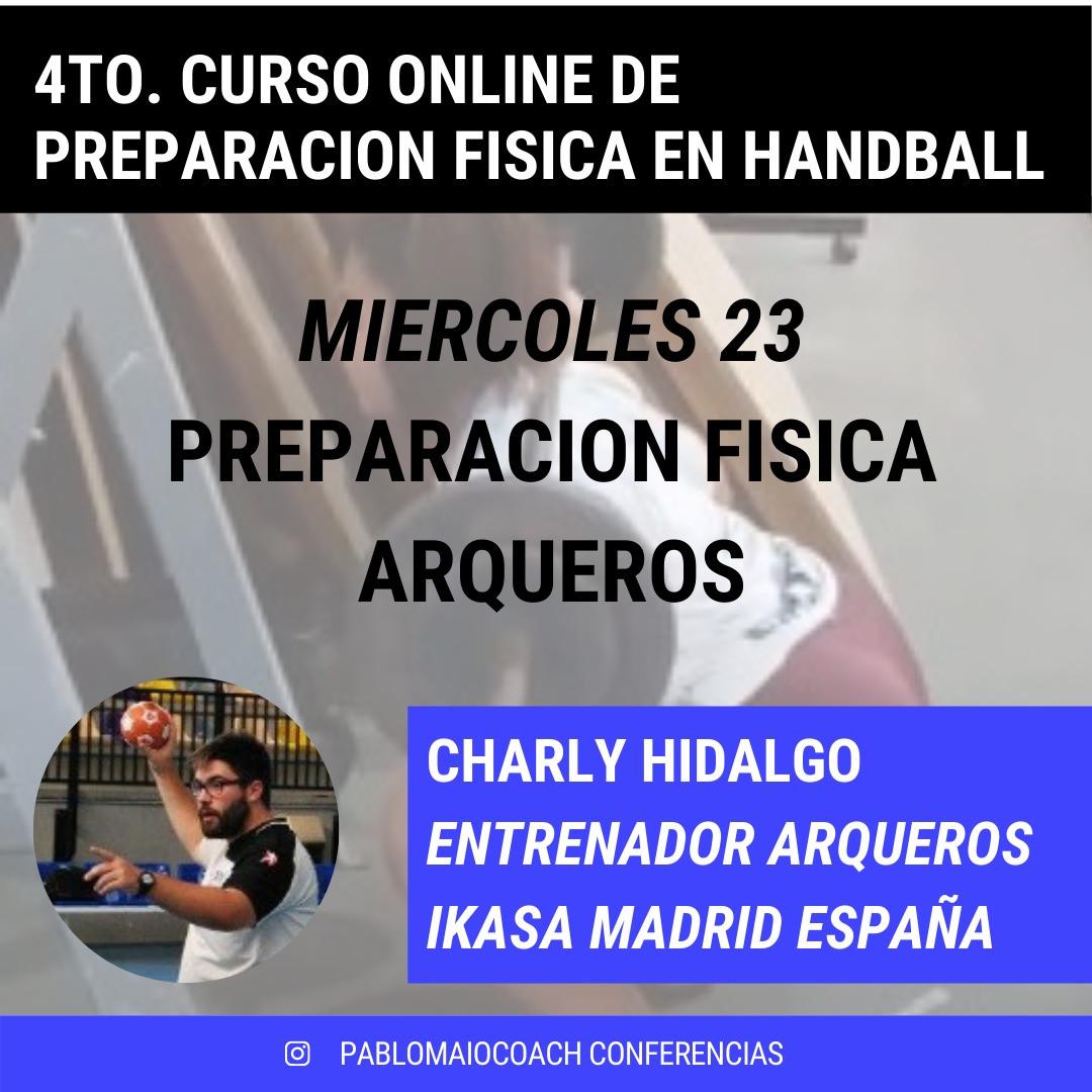 CURSO ONLINE PREPARACIÓN FÍSICA