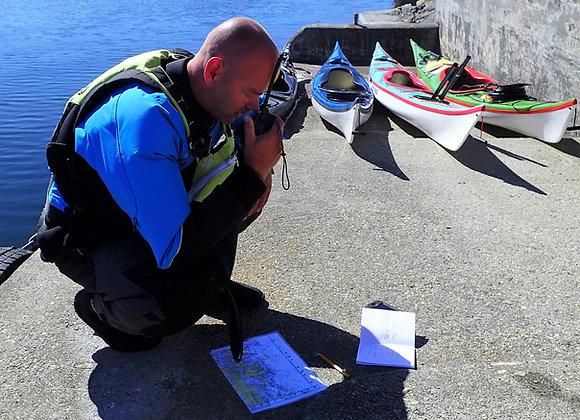 BRITISH CANOEING 4* SEA KAYAK LEADER ASSESSMENT TORS-FRE M/FESTIVALPASS