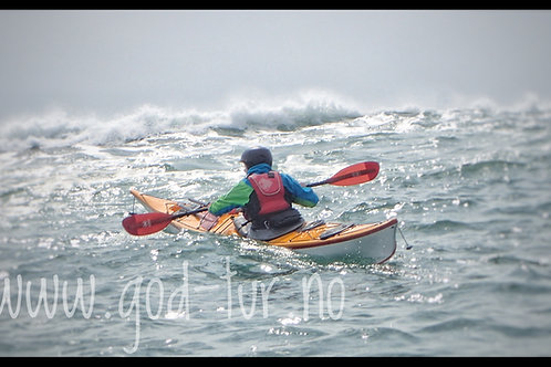 British Canoeing Sea Kayak Award (3 Star)