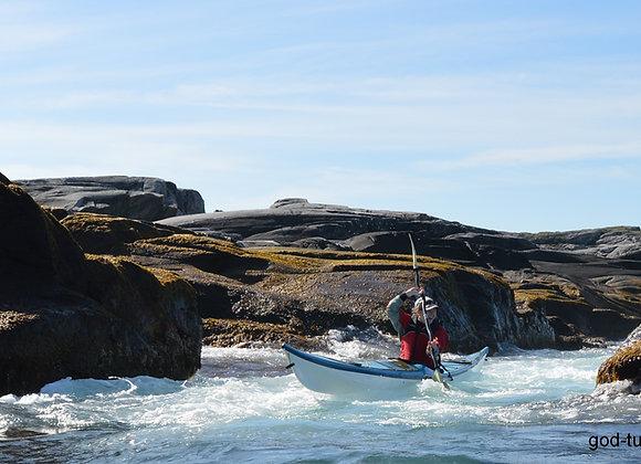 BRITISH CANOEING SEA KAYAK AWARD (3*) LØRDAG OG SØNDAG MED FESTIVALPASS