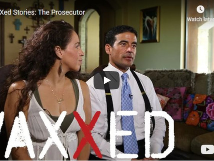 VAXXED: The Evidence & the Prosecutor
