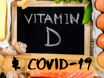 Vitamin D Blood Level Affects Covid-19 Severity