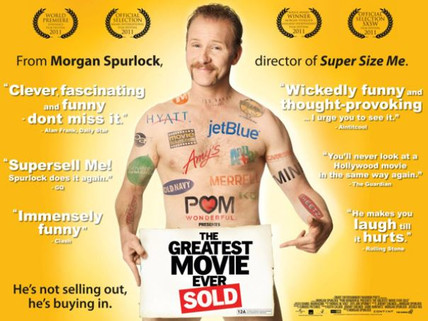Morgan Spurlock on Branding, Advertising and Product Placement