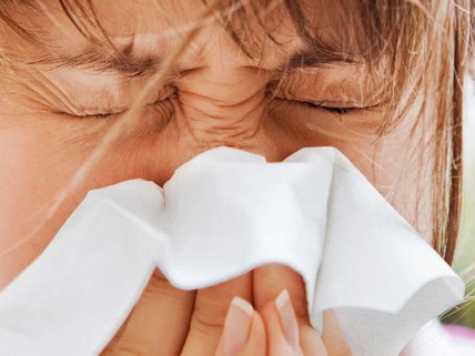 Natural Treatment For Seasonal Pollen & Mold Allergies