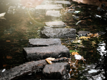Stepping Stones to Manifest Your Intentions