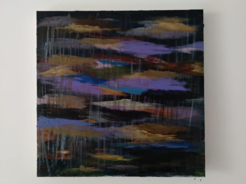 abstrato escuro