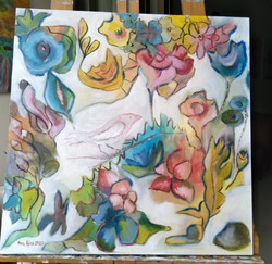 flores abstratas Galeria anakiss, artes_