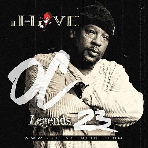 J-Love - O.C. - Legends vol 23