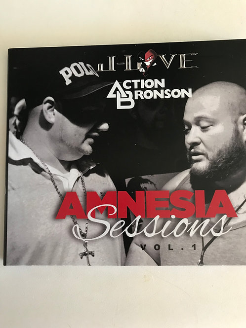 J-love & Action Bronson - Amnesia Sessions Vol 1