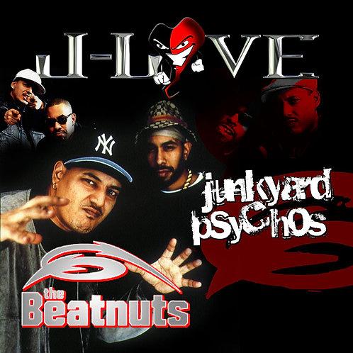 J-Love - Beatnuts - Junkyard Psychos