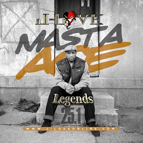 J-Love - Masta Ace - Legends vol 25.1