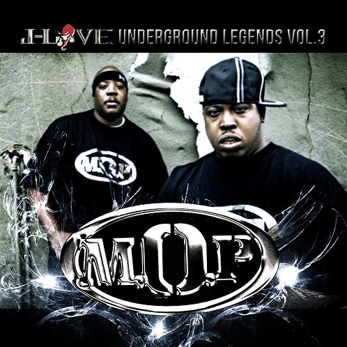 J-Love - M.O.P - Underground Legends vol 3