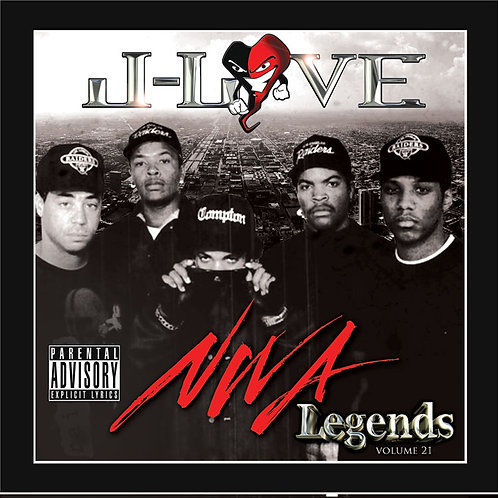 J-love - N.w.a - Legends vol 21