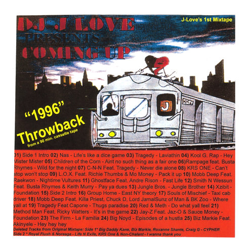 J-Love - Coming Up