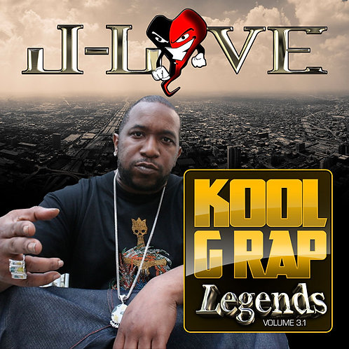 J-Love - Kool G Rap - Legends Vol 3.1