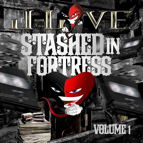 J-Love - Stashed in the Fortress vol - 1 , 2 , 3 , 4 , & 5