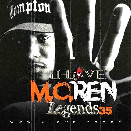 J-Love M.C Ren - Legends vol 35