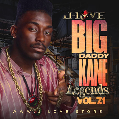 J-Love - Big Daddy Kane - Legends vol 7.1