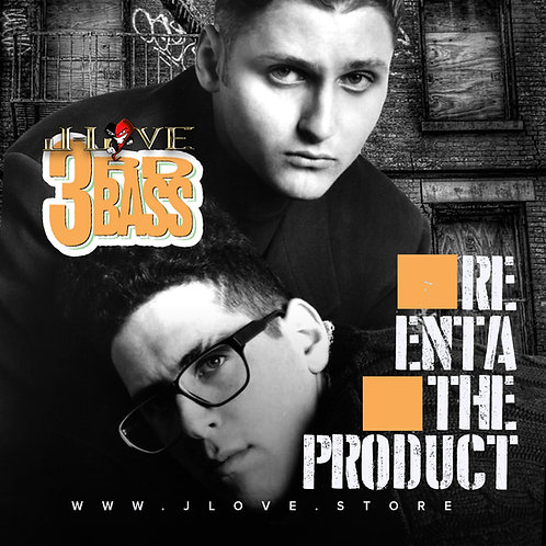 J-Love -3rd Bass - Re Enta The Product