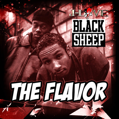 J-Love - Black Sheep - The Flavor