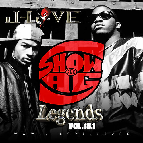 J-Love - Showbiz & A.G.- Legends vol 18.1