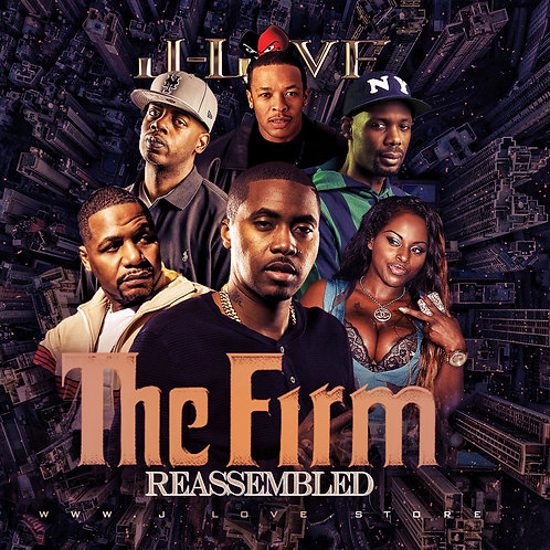 J-Love - The Firm - Reassembled
