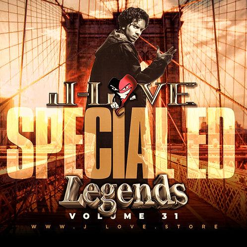 J-Love - Special Ed - Legends Vol 31