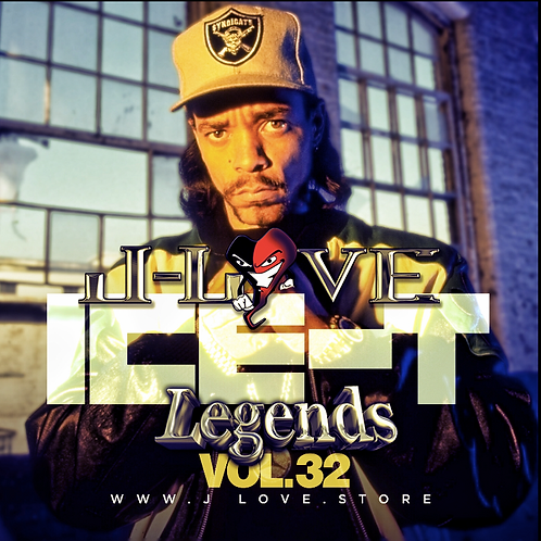 J-Love - Ice-T - Legends Vol 32