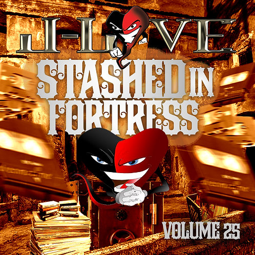 J-Love - Stashed in the Fortress vol   21 , 22 , 23 , 24 & 25