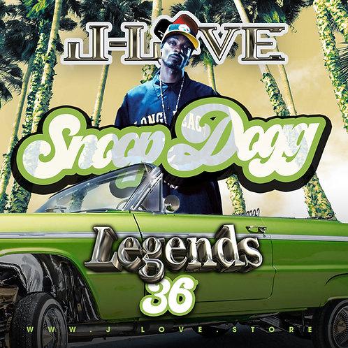 J-Love - Snoop Dogg - Legends Vol 36