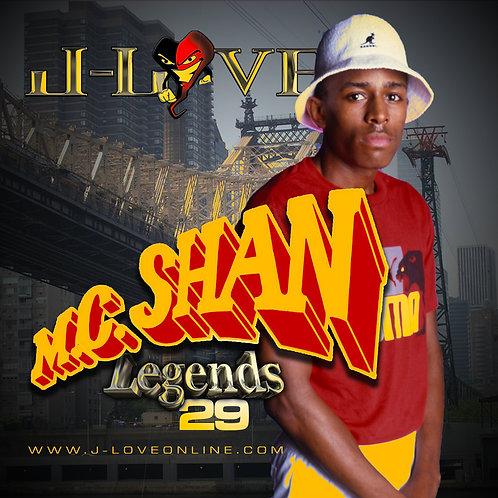 J-Love - MC Shan - Legends Vol 29