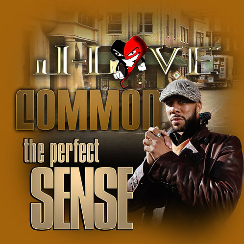 J-Love - Common - The Perfect Sense