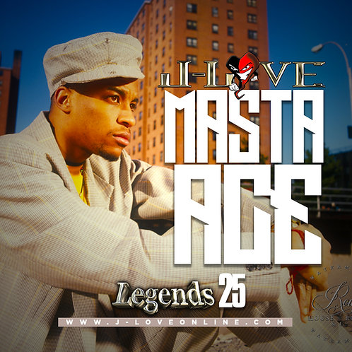 J-Love - Masta Ace - Legends vol 25