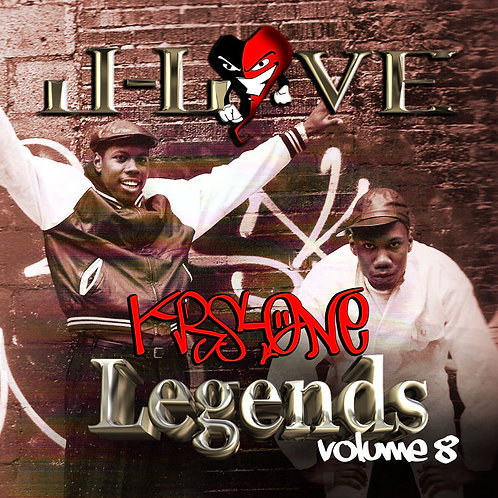 J-Love - KRS-One - Legends vol 8