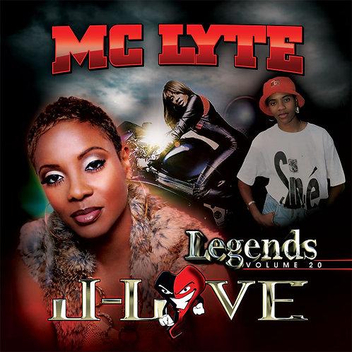 J-Love - M.C. Lyte - LegendsVol 20