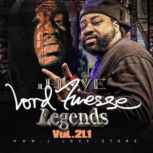 J-love - Lord Finesse - Legends vol 21.1