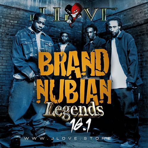 J-Love - Brand Nubian - Legends vol 16.1