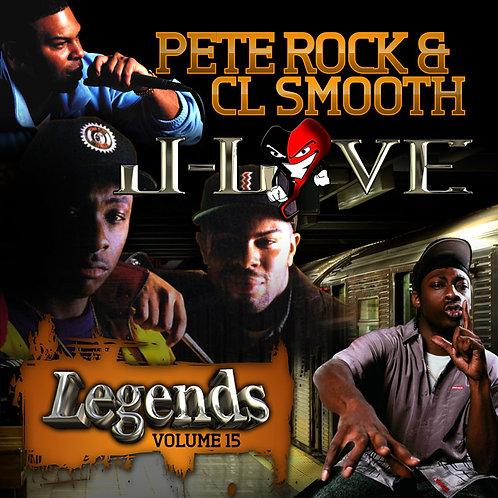 J-Love - Pete Rock & C.L. Smooth - Legends Vol 15